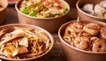 Chinese Food from Deliveroo