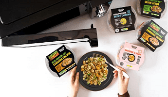 Assorted Muscle Food Microwave Meals