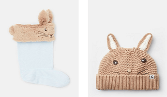 Joules Baby Peter Rabbit Hat and Socks