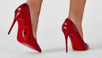 Christian Louboutin Kate Psychic 100 Heels from Flannels