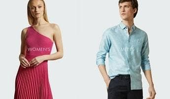 Sales at Ted Baker