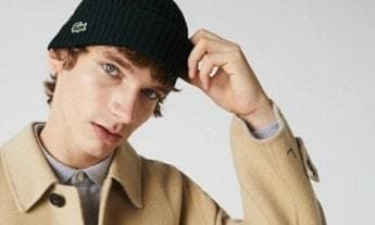 An Autumn Outfit by Lacoste