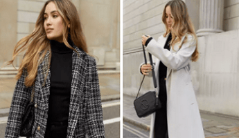 New Look Coats in the Kate Hutchins' Edit