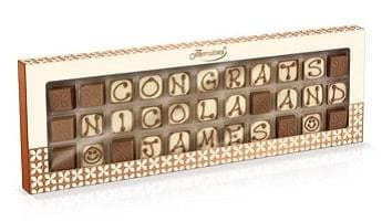 Personalised Chocolate from Thorntons