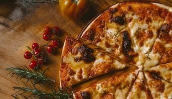 Pizza Delivered by Just Eat